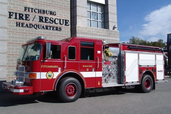 Engine 2 Oak Hill Truck